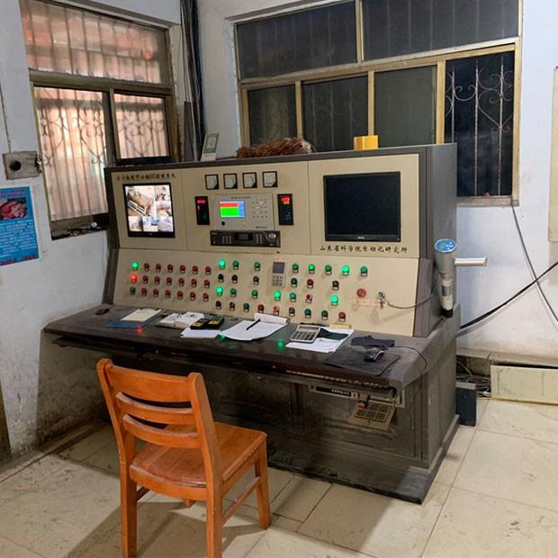 辐照中心工作台